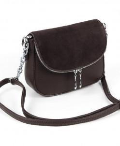 Женская сумка 1443-2 Кофе