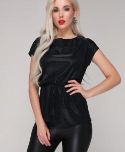 Блуза 257/1 черный