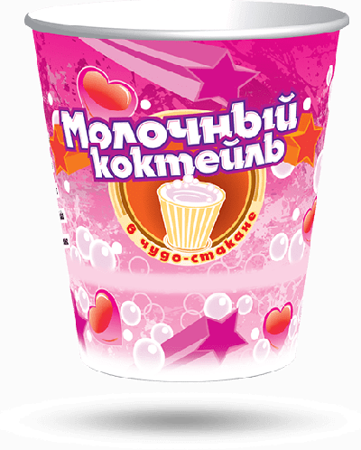 Молочный коктейль «БАНАН»