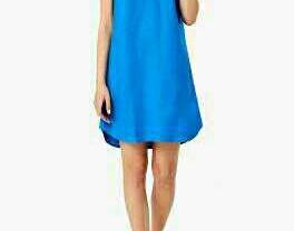 Льняное платье Fun day, p.XL