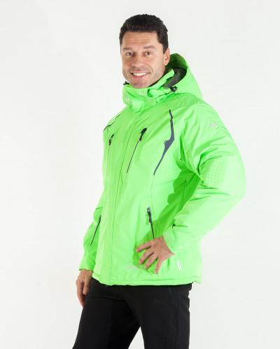 Куртка Snow Headquarter, A-8076, Салатовый