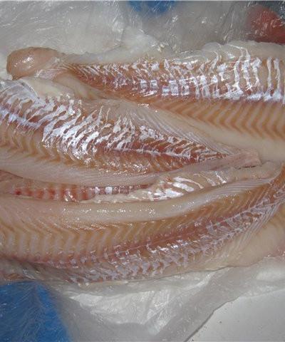 Треска (филе без кожи (900+) 6,81кг.