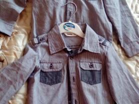 Рубашки р98 для двойни