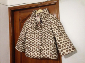 куртка пух Monnalisa 10 (140 до 160).