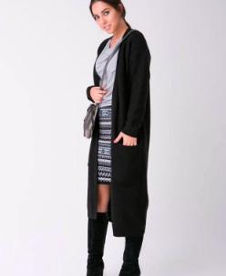 Пальто  (черный) Sewel