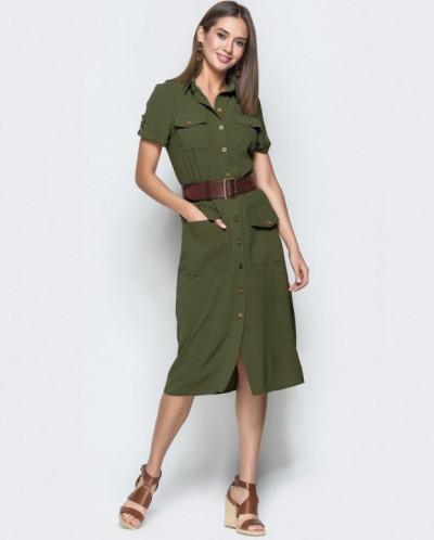 Платье 34267 от Molegi