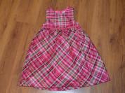 Платье розовое gymboree на 5-7 лет
