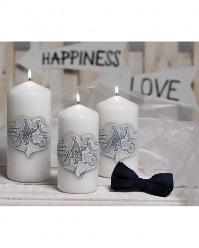 свеча Счастье Колонна 70*150