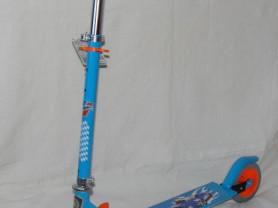 Самокат Hot Wheels двухколесный, 125 мм,  Navigato
