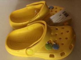 Новые сабо Crocs, с джибитсами, Германия