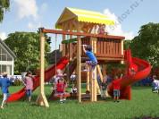 Детская площадка Савушка-18