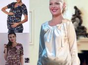 Блузы для беременных новые