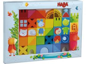 """HABA Кубики """"Кот, мышонок и друзья"""" - 302580"""