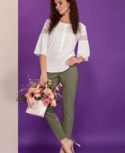 блуза, брюки Dilana VIP Артикул: 1516