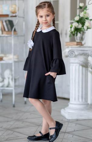 Д*орофея Платье школьное