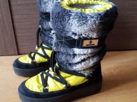 Зимние сапоги Jog Dog 31-20 см Италия