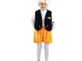 Лисенок Вук костюм новогодний для мальчика