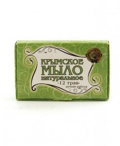 Крымское мыло 50 гр 12 ТРАВ
