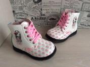 демисезонные ботинки Индиго
