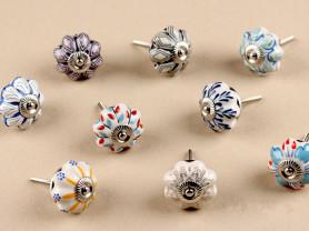 Ручки для мебели керамика