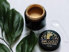 Очищающая золотая маска Elizavecca