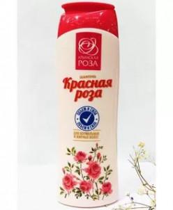 """Шампунь для нормальных и жирных волос """"Красная Роза"""""""