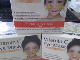 увлажняющие маски для зоны вокруг глаз BioAqua