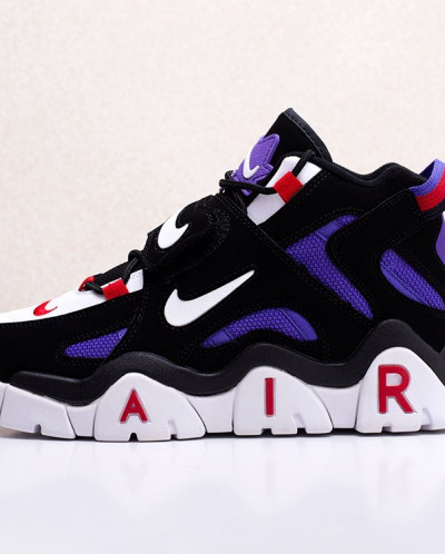 Кроссовки Nike Air Barrage Mid