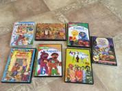 Обучающие DVD для детей от 2 до 7 лет