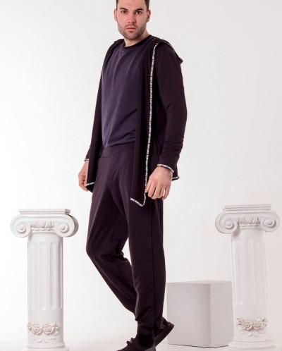 МУЖСКОЕ#костюм с мантией  Арт 0036