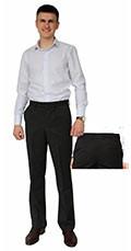Наименование: брюки для мальчика  Комплектация: брюки заужен