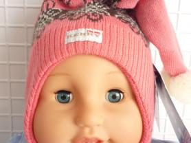 KERRY Керри шапки и шлемы для девочки р 46, 48, 50