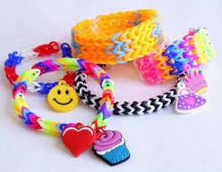 Набор для плетения Loom Bands Hello Kitty 2