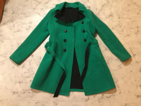 Пальто Miss Blumarine оригинал р.12 л