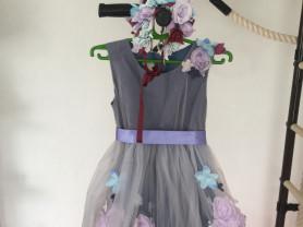 платье Monsson + ободок