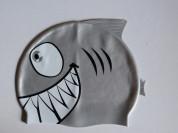 "шапочка для плавания ""акула"""