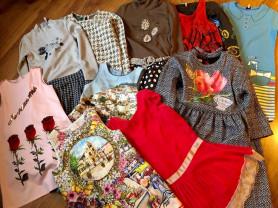 Платья для девочки от 6 до 9 лет (116-140)