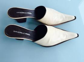 Шикарные туфли Giancarlo Paoli (Италия) р.37.5 Ори