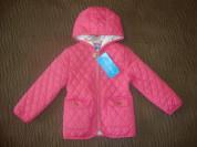 Новая стеганая,хлопковая курточка д/д.Размер 98.