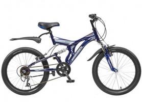 велосипед Новотрек Титаниум 20 дюймов 5-10 лет