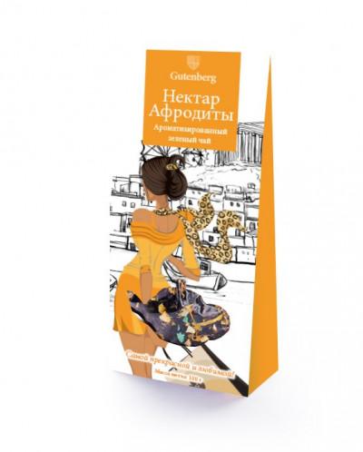 """Чай Gutenberg """"Нектар Афродиты"""" 100 гр Доступно к заказу"""