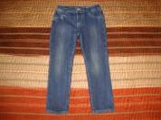 Утепленные джинсы на флисе д/д.Размер 104-110.