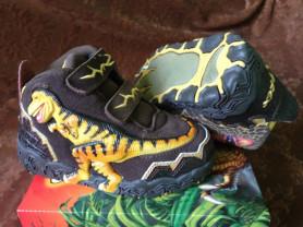 Кроссовки Dinosoles Тирексы высокие-все размеры