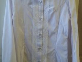 2 блузки р 128-134