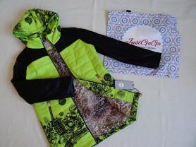 Новая куртка полупальто на весну осень 44 -46