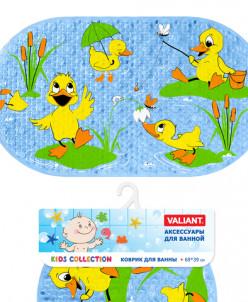 VALIANT Коврик в ванну Утята