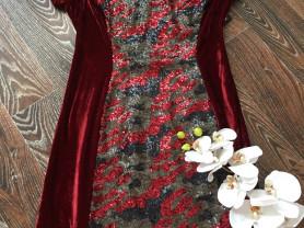 Платье S и М Rоbertо Biаgi -50% Италия