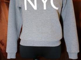 Пуловер NYC женский размер xs-s