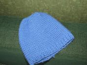Вязанная шапочка. Ручная вязка.