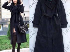пальто зимний